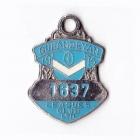 1976 Queanbeyan Leagues Club Member Badge