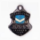 1984 Queanbeyan Leagues Club Member Badge