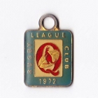 1972 Queensland Rugby League Club Member Badge