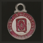 1984 Queensland Rugby League Club Member Badge
