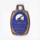 1968-69 Thirroul Leagues Club Member Badge