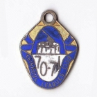 1970-71 Thirroul Leagues Club Member Badge