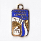 1971-72 Thirroul Leagues Club Member Badge