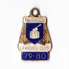 1979-80 Thirroul Leagues Club Member Badge
