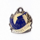 1984-85 Thirroul Leagues Club Member Badge