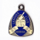 1985-86 Thirroul Leagues Club Member Badge