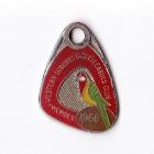 1966 Western Suburbs Newcastle Leagues Club Member Badge