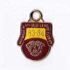 1983-84 Waratah Mayfield Leagues Club Member Badge