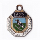 1965 Wentworthville Leagues Club Member Badge