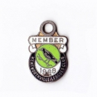 1968 Wentworthville Leagues Club Member Badge