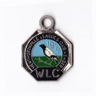 1971 Wentworthville Leagues Club Member Badge