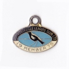 1975 Wentworthville Leagues Club Member Badge