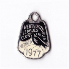 1977 Wentworthville Leagues Club Member Badge