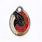 1978 Wentworthville Leagues Club Member Badge