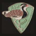 1955 Gould League of Bird Lovers NSW Member Badge Pin
