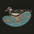 1951 Gould League of Bird Lovers NSW Member Badge Pin