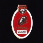 2009 QLD State of Origin Winners Pin Badge