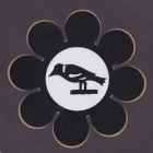 1960s Western Suburbs Magpies NSWRL Whoops a Daisy Sticker