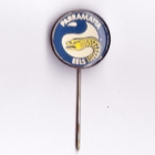 1994 Parramatta Eels NSWRL Silver Stick Pin Badge