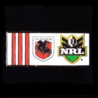 2010 St George Illawarra Dragons NRL Home Pin Badge