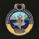 1962 Parramatta Leagues Club Member Badge