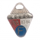 1983-84 Melbourne Cricket Club Full Member Badge