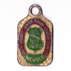 1965 South Sydney Juniors Leagues Club Member Badge