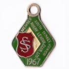 1967 South Sydney Juniors Leagues Club Member Badge