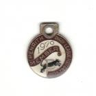 1970 Penrith Leagues Club Member Badge