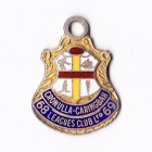 1968-69 Cronulla Sutherland Leagues Club Member Badge