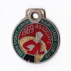 1969 South Sydney Juniors Leagues Club Associate Member Badge