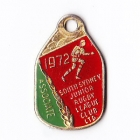1972 South Sydney Juniors Leagues Club Associate Member Badge