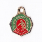 1976 South Sydney Juniors Leagues Club Associate Member Badge
