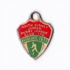 1977 South Sydney Juniors Leagues Club Associate Member Badge