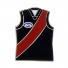 2011 Essendon Bombers AFL Jersey Trofe Pin Badge