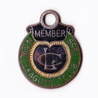1959 NSW Leagues Club Member Badge