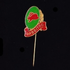 1967 South Sydney Rabbitohs NSWRL The Sun Pin Badge
