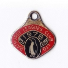 1978 Bathurst Leagues Club Member Badge
