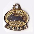2003-04 South Sydney NRL Member Badge