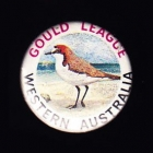 1977 Gould League WA Member Button Badge Pin