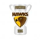 2014 Hawthorn Hawks AFL Premiers Pin Badge