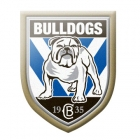 2014 Canterbury Bankstown Bulldogs NRL Logo LE Pin Badge