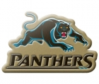 2014 Penrith Panthers NRL Logo LE Pin Badge