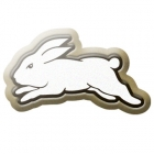 2014 South Sydney Rabbitohs NRL Logo LE Pin Badge