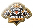2014 Wests Tigers NRL Logo LE Pin Badge
