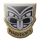 2014 New Zealand Warriors NRL Logo LE Pin Badge