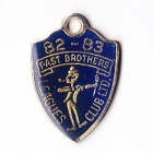 1982-83 Past Brothers Brisbane Leagues Club Member Badge