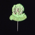 Poppy Day Stick Pin 20c