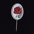 Rose Day Stick Pin 20c