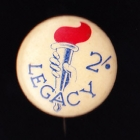 Legacy Button Badge 25mm 2s